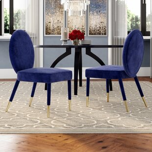 Tepper Upholstered Dining Chair (Set of 2)