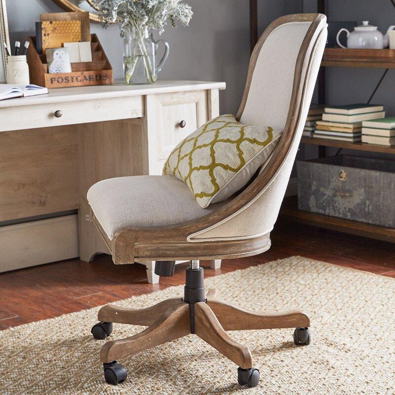 Superieur Wethersfield Estate High Back Desk Chair