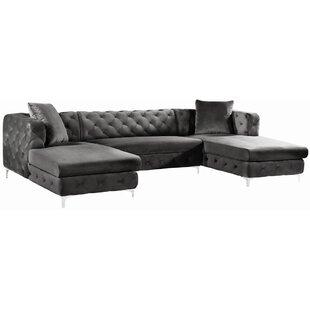 8a8f13452c908 Velvet Sectional Sofas