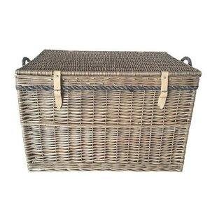 Large Storage Wicker Basket