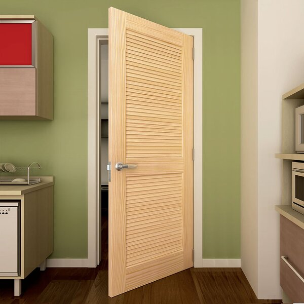 Interior Louvered Doors Wayfair