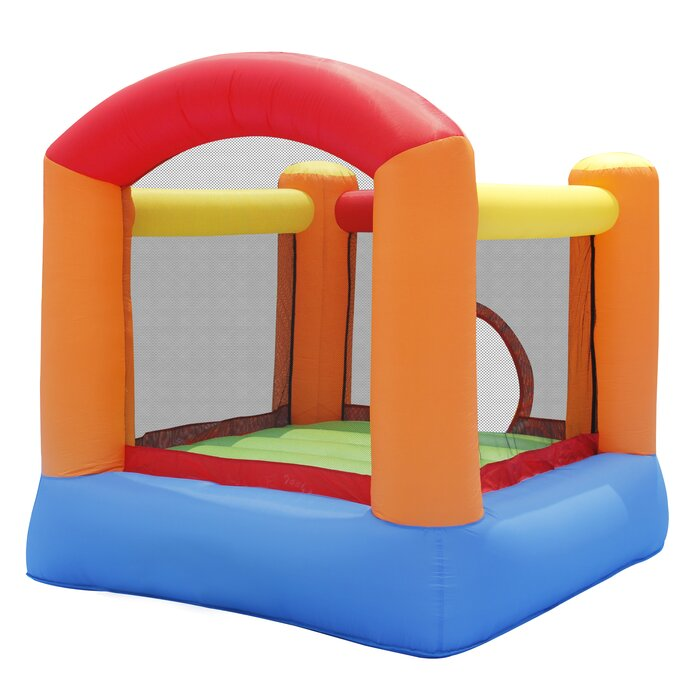 Excellent Slide Bounce House Interior Design Ideas Lukepblogthenellocom