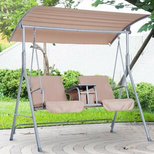 Two Person Swing Seats You Ll Love Wayfair Co Uk