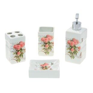 Tous accessoires salle de bain: Finition - Rose | Wayfair.ca