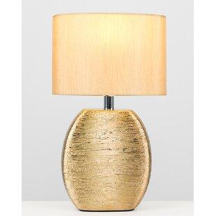 Gold ornate table lamp wayfair aloadofball Choice Image