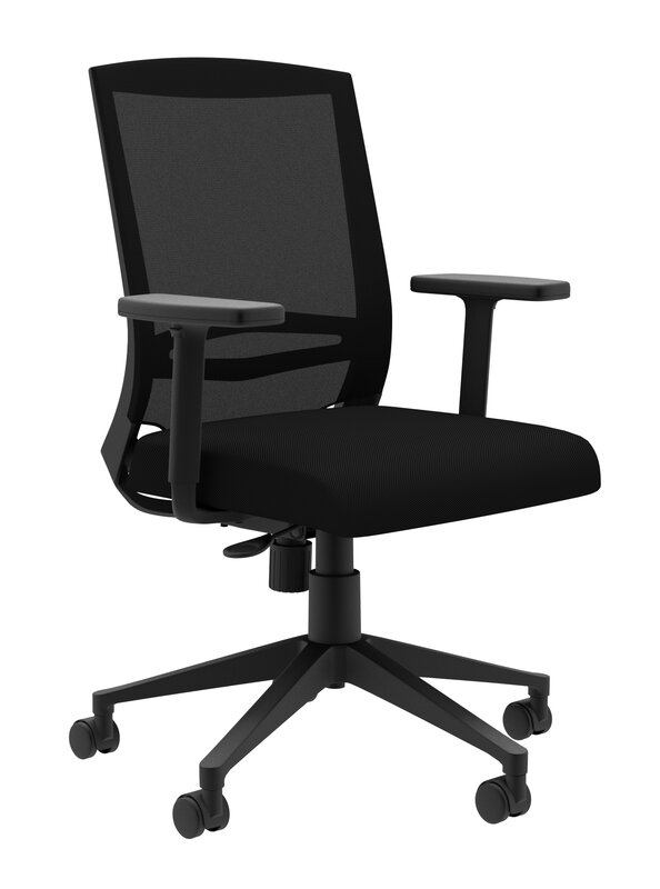Compel Office Furniture Concept compel office furniture derby mesh desk chair & reviews | wayfair