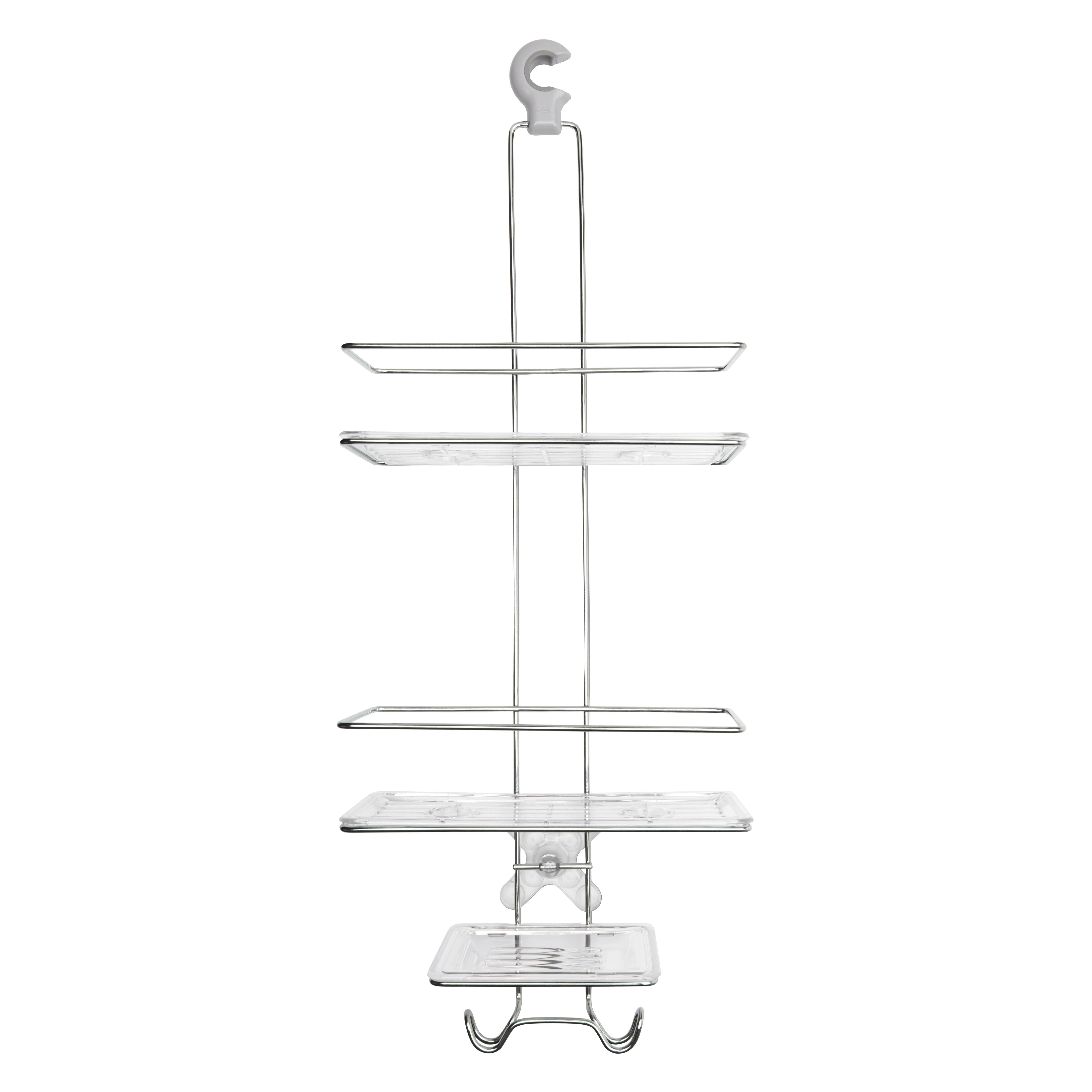 Enjoyable Oxo Good Grips Shower Caddy Reviews Wayfair Alphanode Cool Chair Designs And Ideas Alphanodeonline