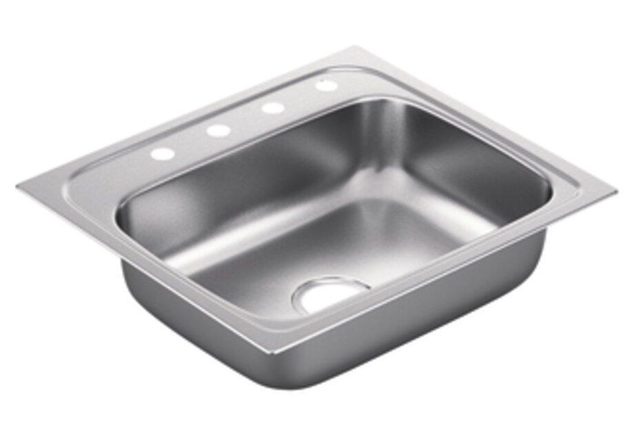drop in kitchen sinks part g221984 sku moe8368 default_name. Interior Design Ideas. Home Design Ideas