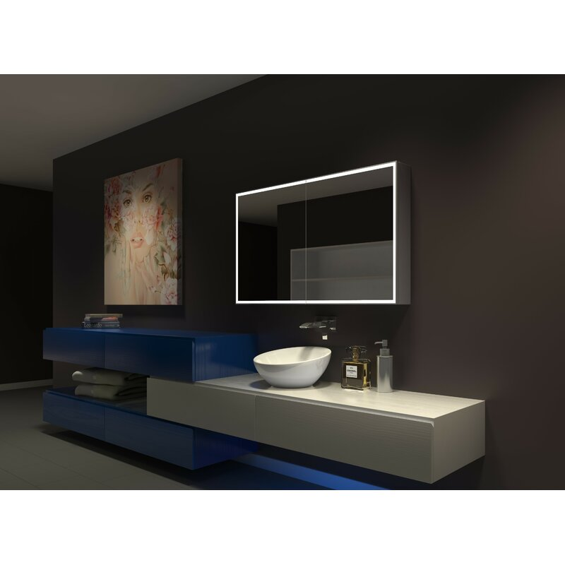 48 Medicine Cabinet With Lights Homes Decoration Ideas
