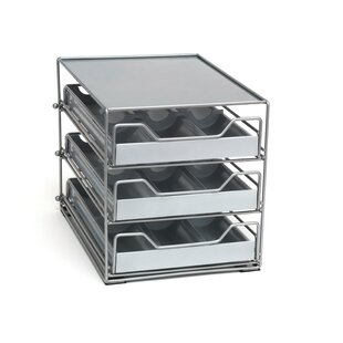 Tilt Down Spice Rack