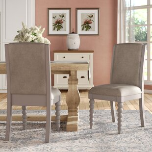 Saguenay Upholstered Dining Chair (Set of 2)