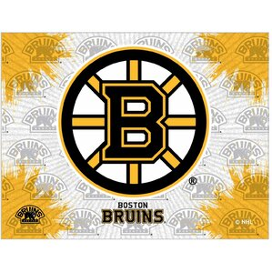 Nhl On Canvas Graphic Art