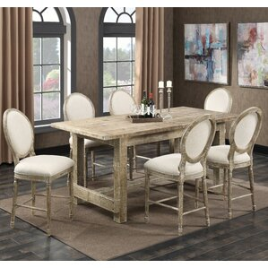 Bedard Gathering Dining Table by Lark Manor