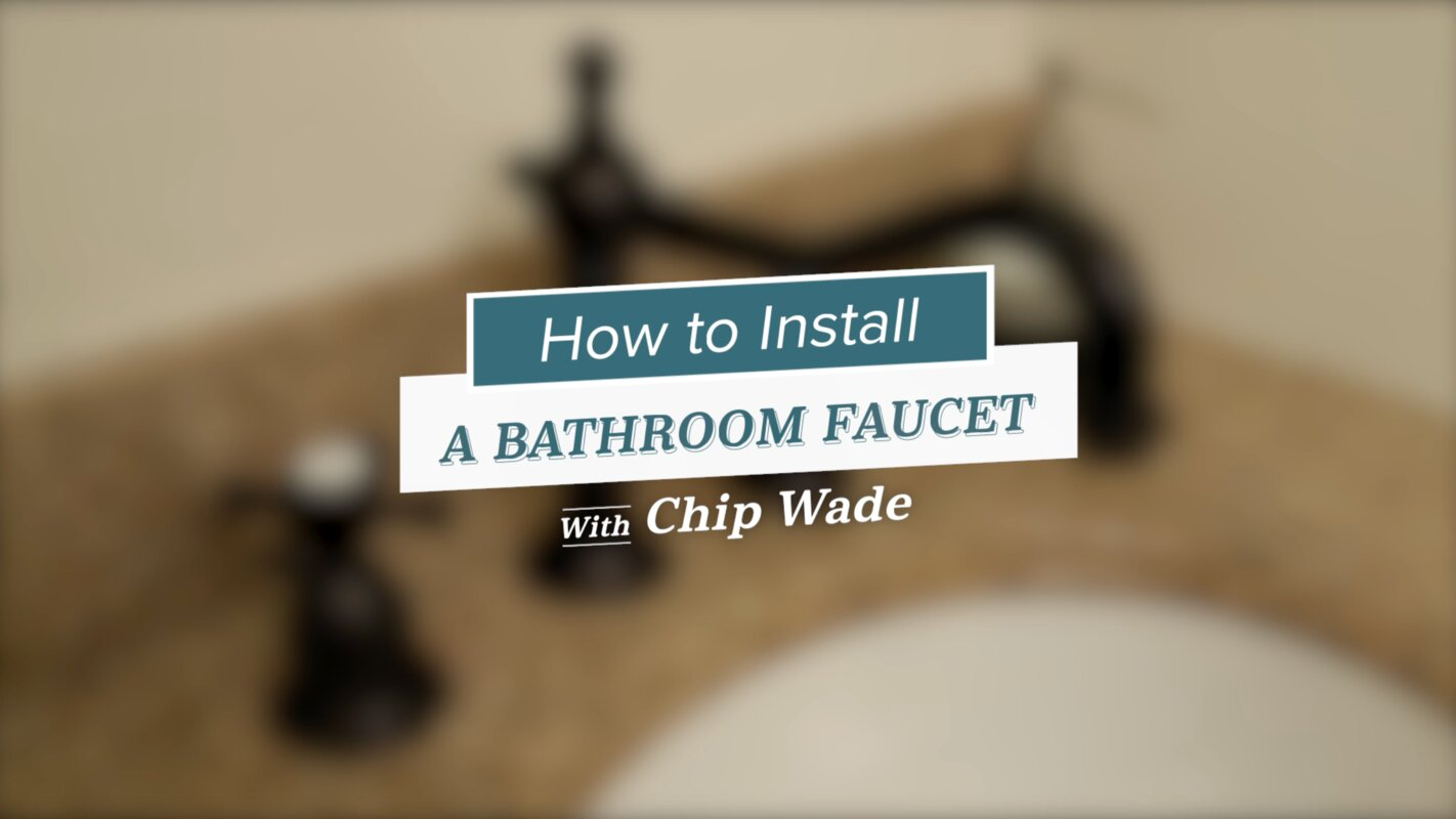 7 Faucet Finishes For Fabulous Bathrooms: Delta Dryden Widespread Bathroom Faucet With Drain
