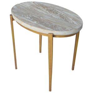 Syracuse End Table by MOTI Furniture
