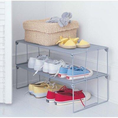 2tier shoe rack