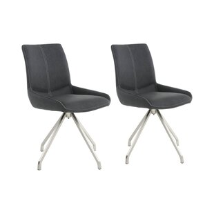 Ordinaire Spindle Upholstered Dining Chair (Set Of 2)