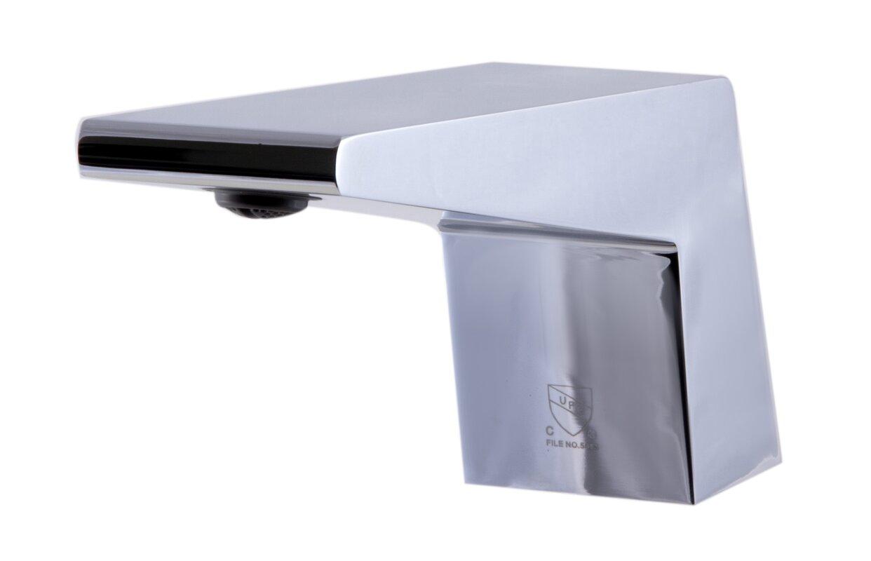 Alfi Brand Single Handle Deck Mount Tub Faucet & Reviews | Wayfair