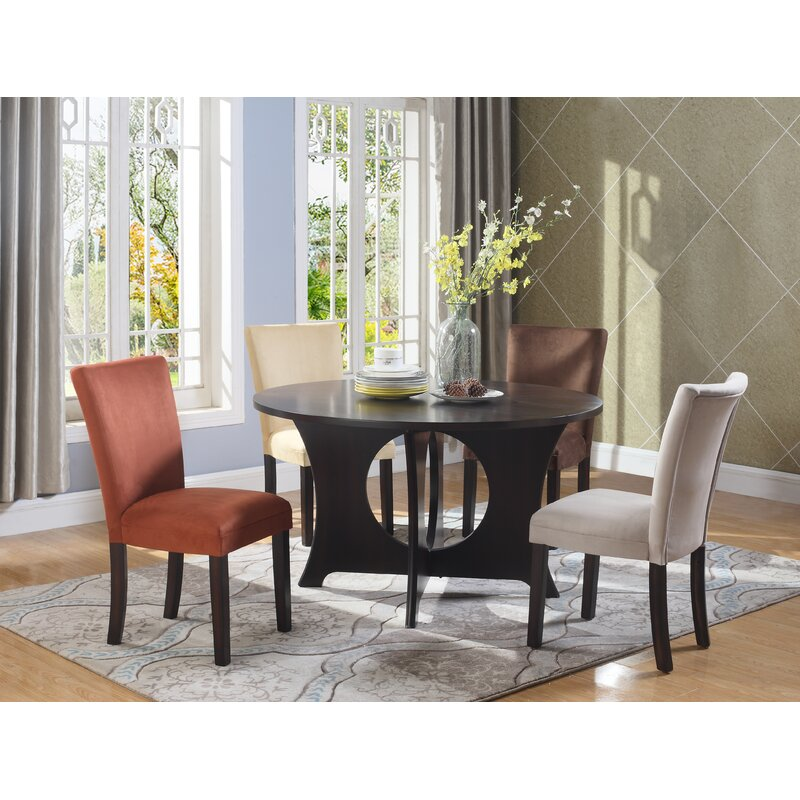 Castellanos Parson Upholstered Dining Chair