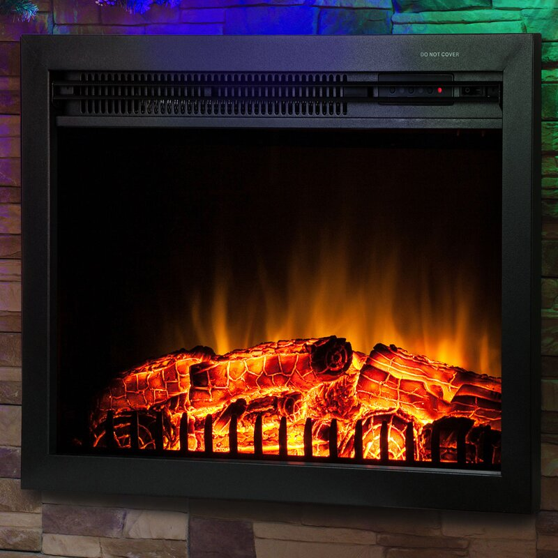 defaultname - Free Standing Electric Fireplace