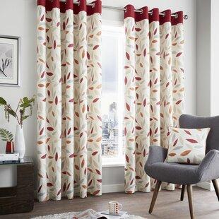 Gardinen & Vorhänge Muster Florales Breite der Gardine
