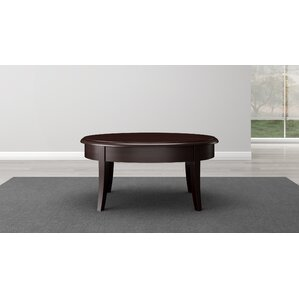 Transitional Coffee Table by Furnitech