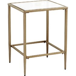 Birch Lane Nash Square Side Table Amp Reviews Wayfair