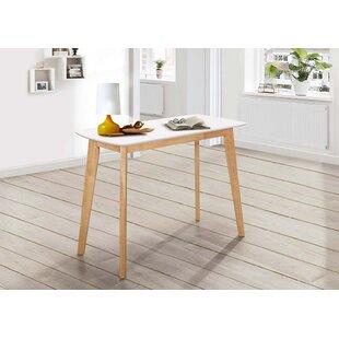 Pascua Retro Modern Wood Writing Desk