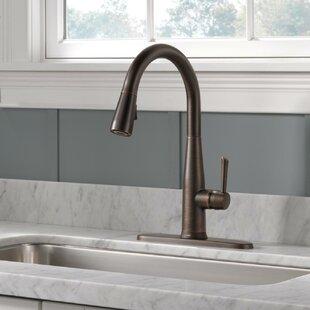 Venetian Bronze Touch Touchless Kitchen Faucets You Ll Love Wayfair