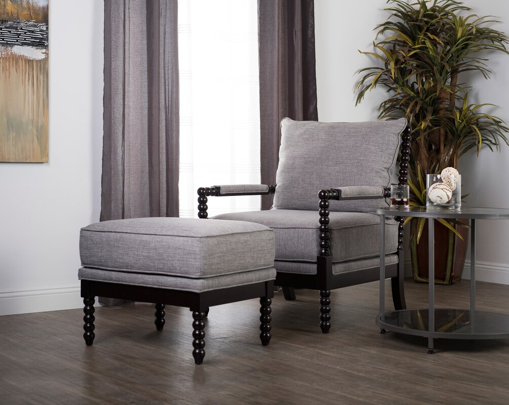Studio Designs HOME Colonnade Spindle Armchair & Reviews