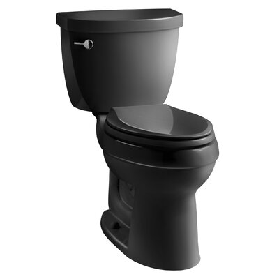 Find The Perfect Black Elongated Toilets Wayfair