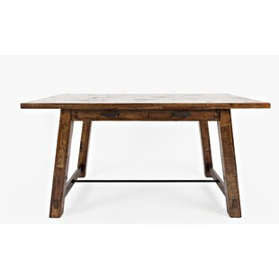 Concetta Trestle Counter Height Dining Table