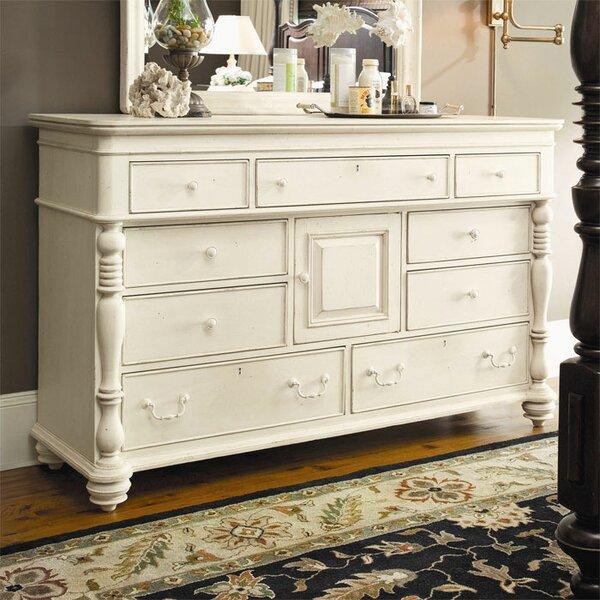 Paula Deen Home Steel Magnolia 9 Drawer Dresser Amp Reviews