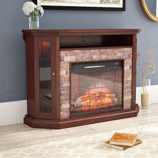 tv stand fireplaces you ll love wayfair rh wayfair com media stand with electric fireplace enoch media 51 tv stand with fireplace
