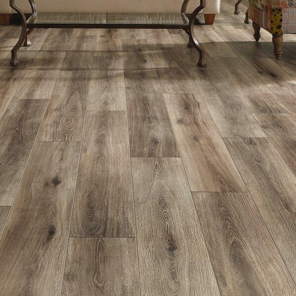 cedar laminate flooring 12mm thick laminate flooring youll love wayfair