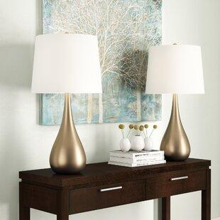 Vintage Industrial Table Lamps | Wayfair