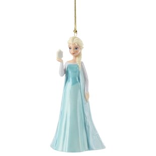 Disney S Snow Queen Elsa Ornament