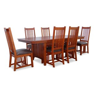 Kyra 7 Piece Extendable Dining Set