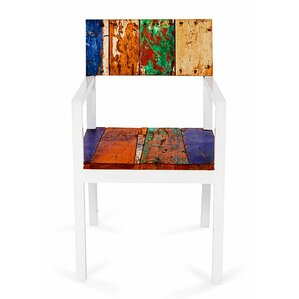 Neptune Reclaimed Solid Wood Dining Chair by EcoChic Lifestyles
