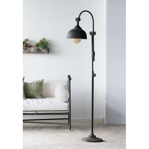 Darby home co armand 665 archedarc floor lamp wayfair armand 665 archedarc floor lamp aloadofball Images