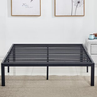 Heavy Duty Bed Frame Queen Wayfair