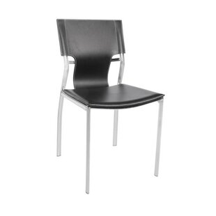 Marine Park White Upholstered Dining Chair