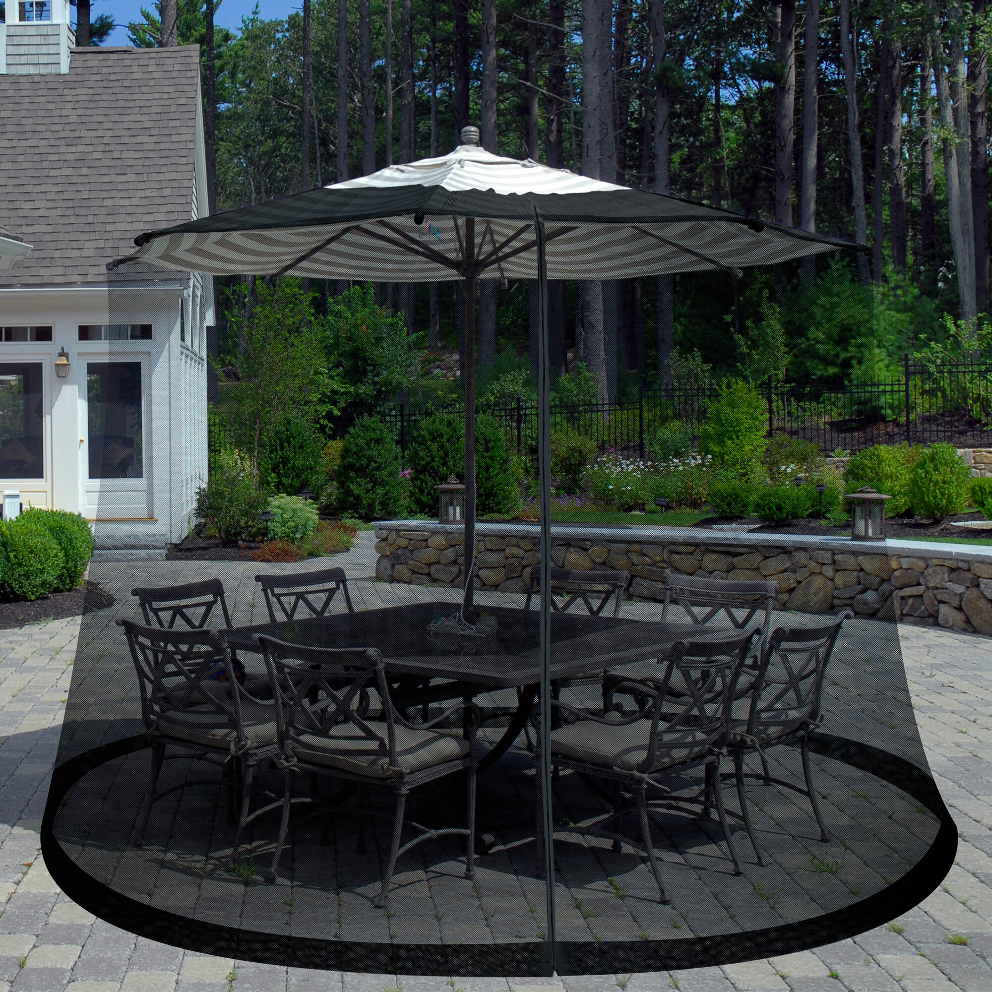 com bellevuelittletheatre of canopy ribs unique rectangular twin products patio choice umbrella aluminum best fresh outdoor replacement