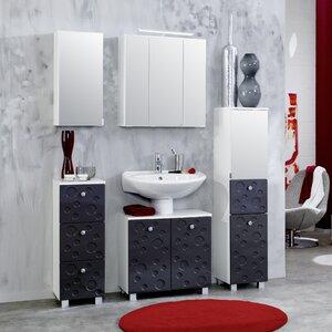 5-tlg. Badezimmer-Set Nizza von Held Möbel