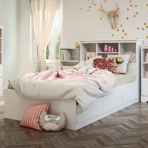 Callesto Twin Platform Configurable Bedroom Set