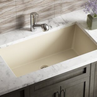 Beige kitchen sinks youll love wayfair save to idea board workwithnaturefo