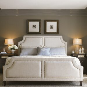 Superior Kensington Place Upholstered Panel Bed