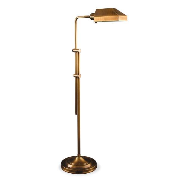 Brass pharmacy floor lamp wayfair aloadofball Gallery