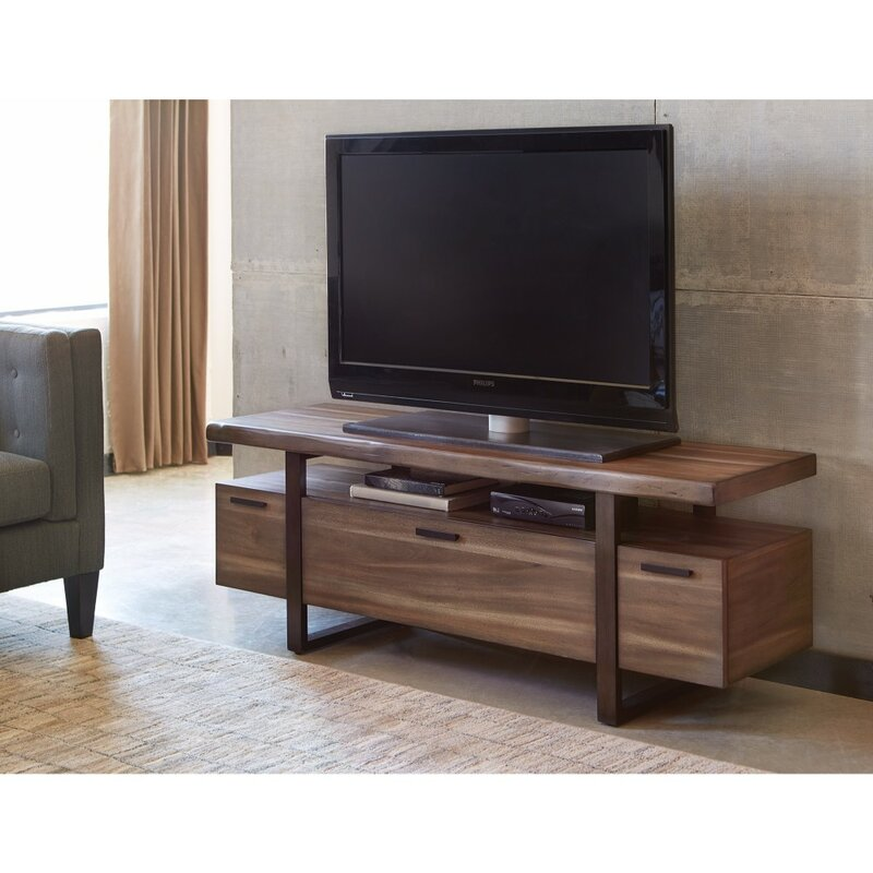 """17 Stories Emmanuel Radiant Low Profile TV Stand for TVs up to 50"""""""