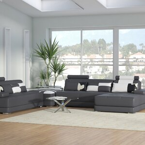 Cordlandt Reversible Sectional by Orren Ellis